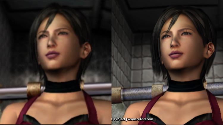 Автор ремастера Resident Evil 4 HD Project показал улучшения в главе с Адой Вонг