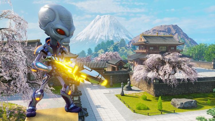 Ремейк Destroy All Humans! 2 выйдет в 2022 году только на ПК и консолях нового поколения