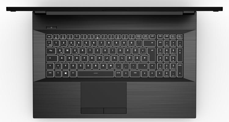 Представлен игровой ноутбук XMG Apex 17 M21 с процессором Ryzen 9 5900HX