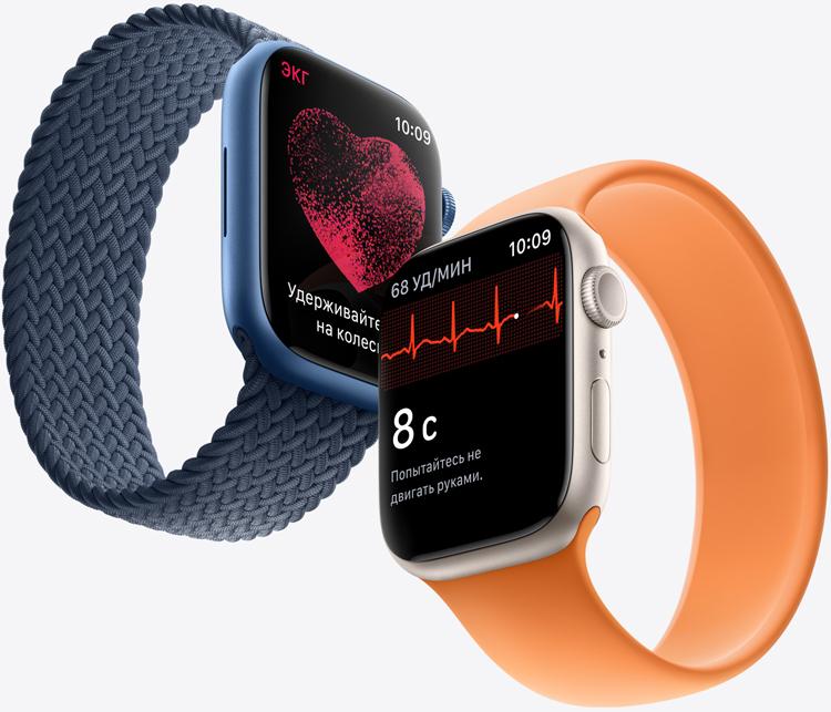 Внутренний документ раскрыл детали о часах Apple Watch Series 7