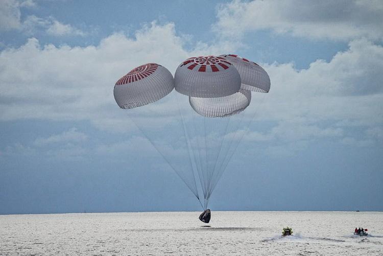 Источник изображений: SpaceX
