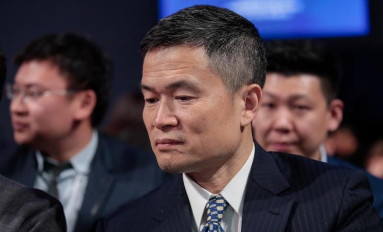 Заместитель председателя Комиссии по регулированию ценных бумаг Китая Фан Синхай (Fang Xinghai) / Источник: bloomberg.com