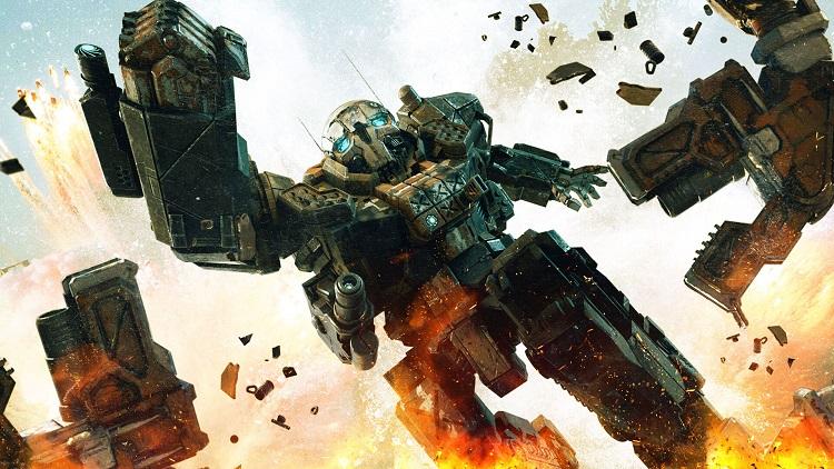 Разработчики MechWarrior 5: Mercenaries объявили дату релиза следующего дополнения и обновления