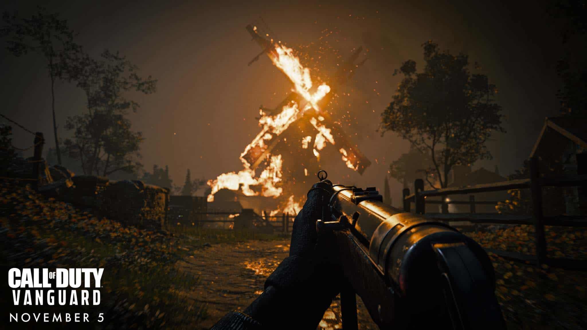 Открытое бета-тестирование Call of Duty: Vanguard на всех платформах продлили до 22 сентября