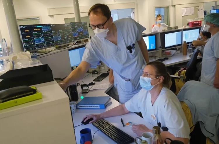 iOS 15 позволит передавать данные из приложения Здоровье напрямую врачам