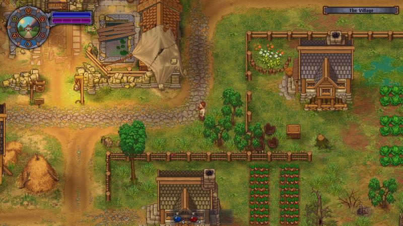 Некоторые игроки сравнивают Graveyard Keeper с Stardew Valley — действительно, что-то общее между проектами есть, хоть они и совершенно разные. Кстати, при переборе ориентиров, Никита, сыграв в Stardew Valley, прямолинейно заявил: «******* (не понравилось)! Такую игру мы делать не будем»… Источник изображения: Steam