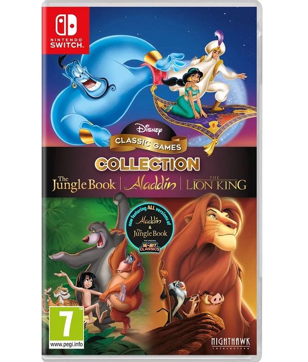 Предполагаемая обложка Disney Classic Games Collection с сайта Vooks