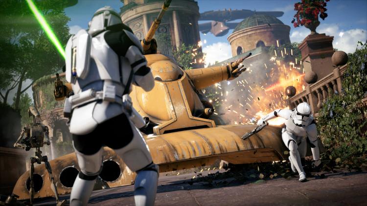 Star Wars Battlefront 2 (источник изображения: Electronic Arts)