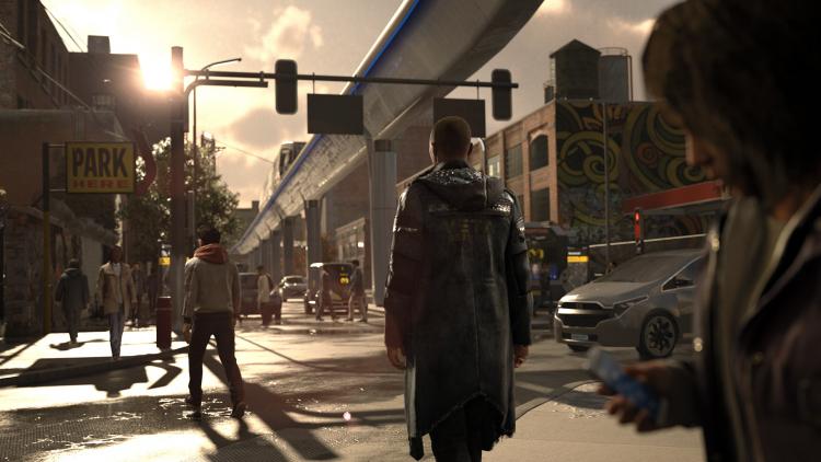 Detroit: Become Human (источник изображения: Steam)