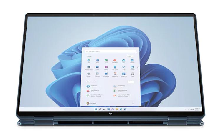 HP представила Spectre x360 — гибридный ноутбук с 16-дюймовым OLED-дисплеем и Windows 11