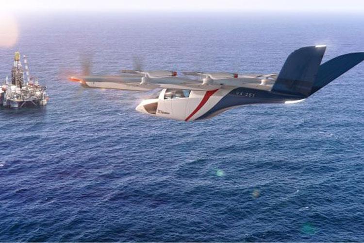 """Британский оператор вертолётов заинтересовался аэротакси — они могут оказаться более выгодными"""""""