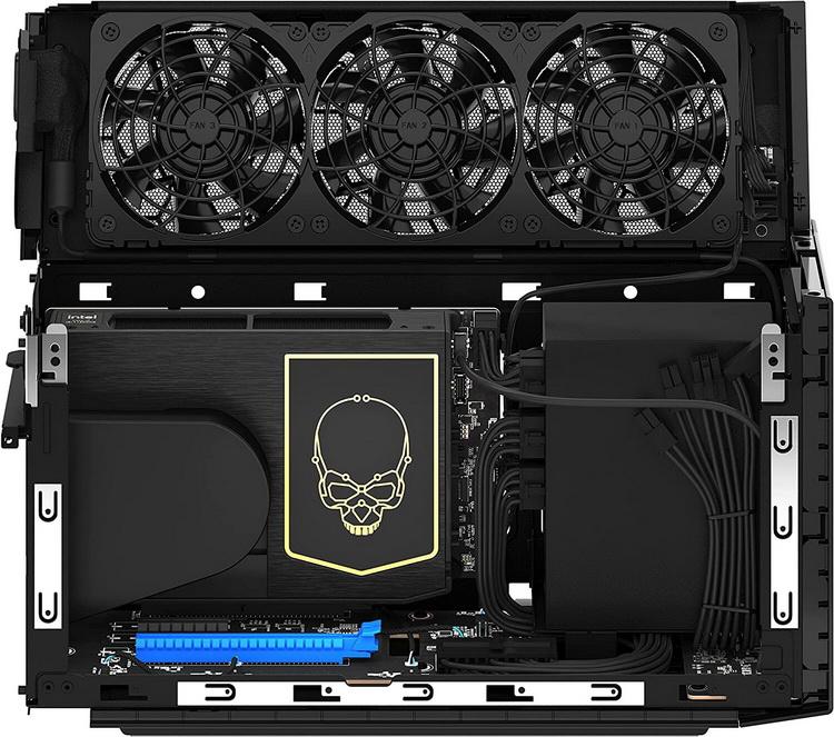 """Компактный игровой компьютер Intel NUC 11 Extreme Beast поступил в продажу — до $3140 и даже без видеокарты"""""""