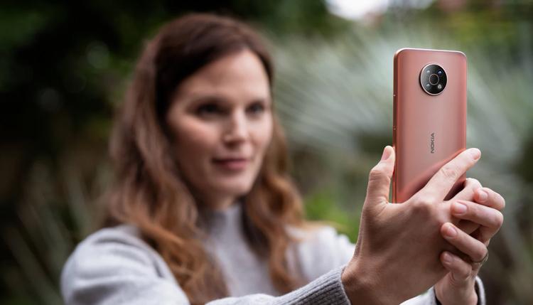 Представлен смартфон Nokia G50 с большим экраном, поддержкой 5G и батареей на 5000 мАч