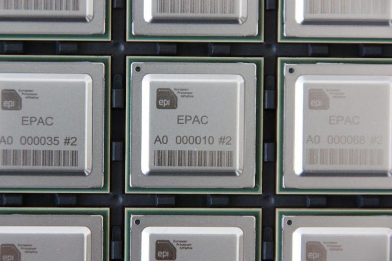 Выпущена тестовая партия европейских высокопроизводительных RISC-V процессоров EPI EPAC1.0