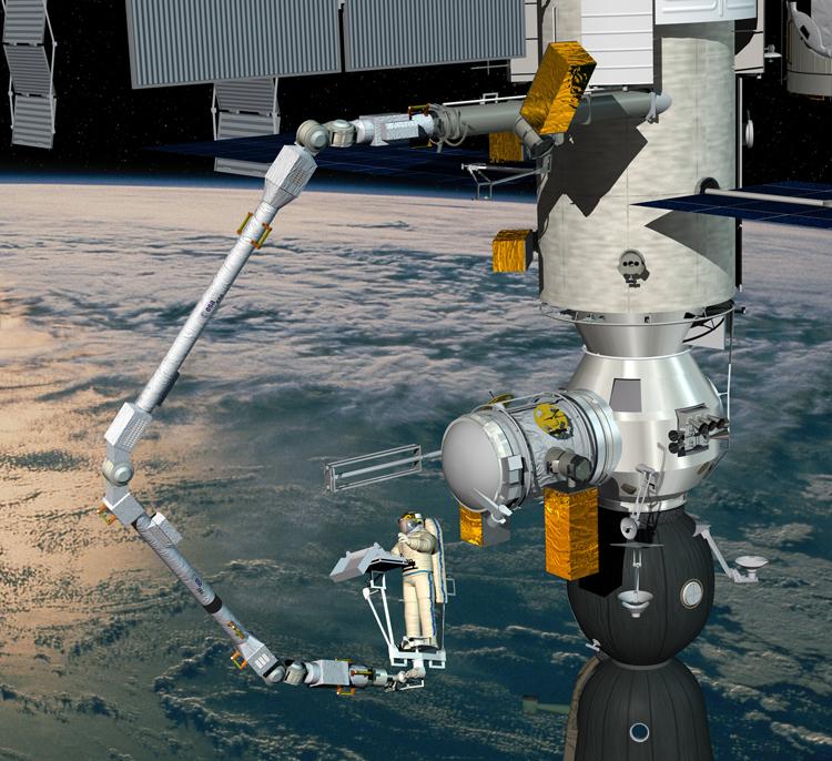 Здесь и ниже фотографии «Роскосмоса»
