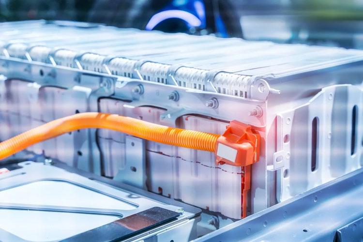 Литиевый аккумулятор, который в будуще может быть заменён топливными ячейками. Источник изображения: Shutterstock