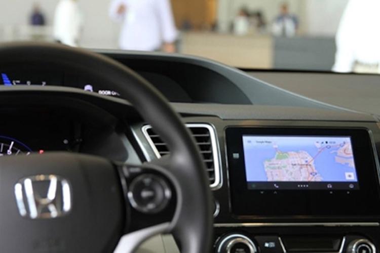 Honda начнёт использовать операционную систему Android Automotive в автомобилях с 2022 года