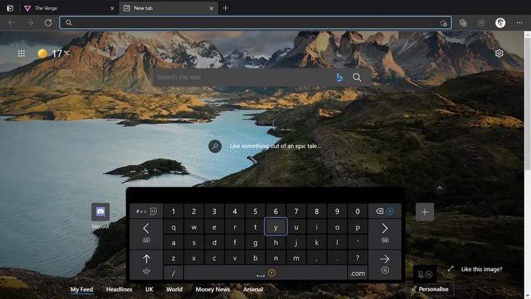 Новый браузер на консолях Xbox позволил играть в Google Stadia и чатиться в Discord