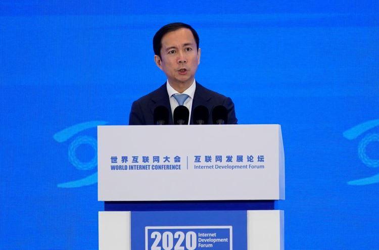 Генеральный диретор Alibab Group Даниэль Чжэн / Изображение: Aly Song / Reuters
