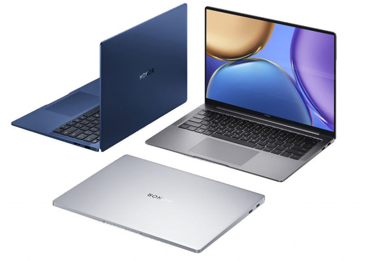 """Дебютировал ноутбук Honor MagicBook V 14 под управлением Windows 11"""""""