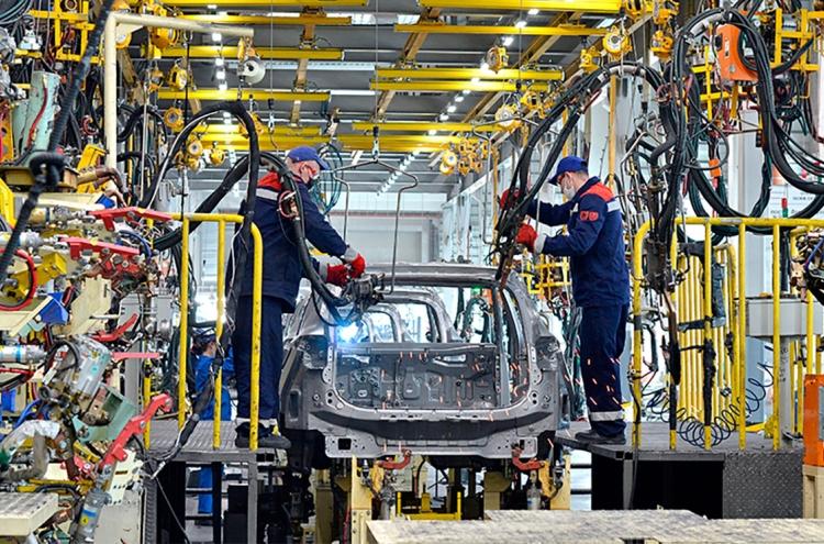 В Калининграде начнут выпускать электромобили за 1,5 млн рублей