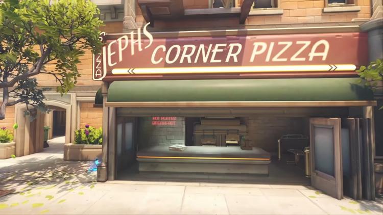 Та самая пиццерия
