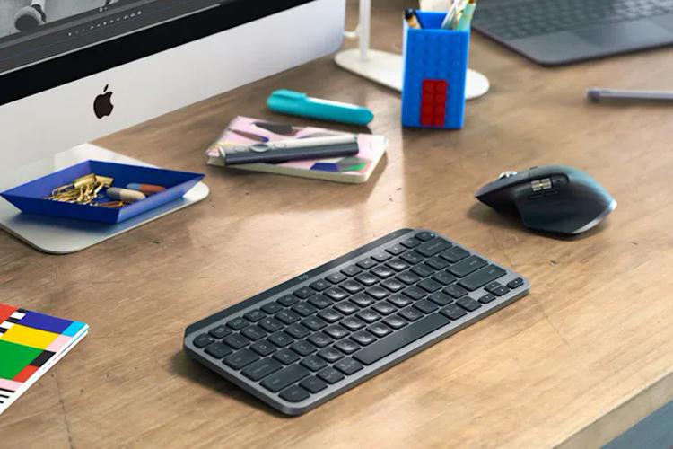 """Анонсирована беспроводная клавиатура Logitech MX Keys Mini в компактном исполнении"""""""