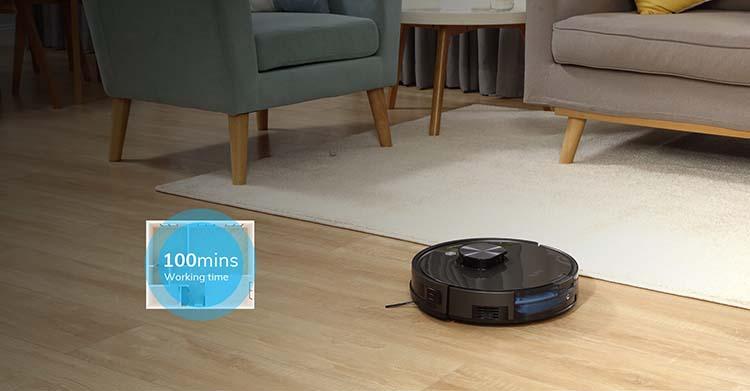 Робот-пылесос iLife A10s с лазерной навигацией сейчас предлагается со скидкой