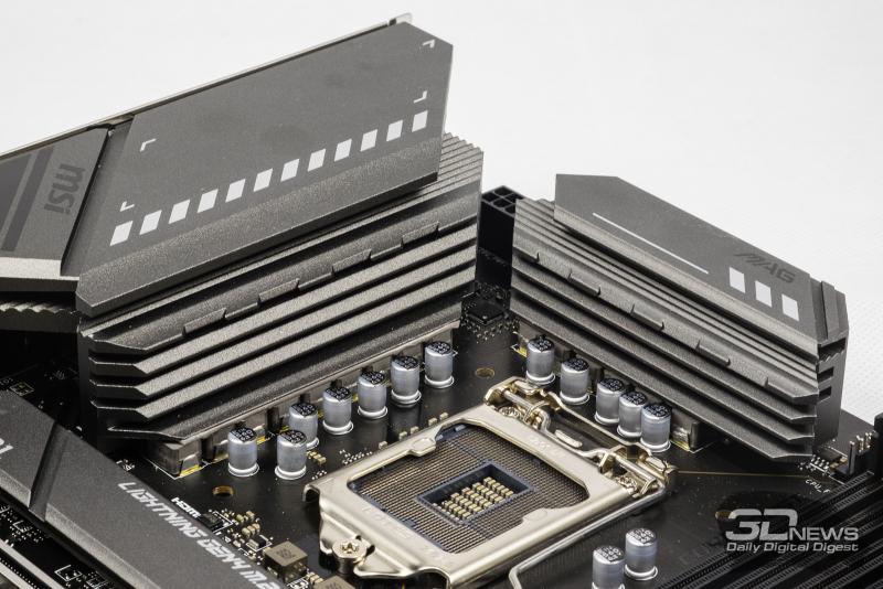 Как платы на чипсете B560 (не) портят производительность Rocket Lake. Проверяем на примере MSI