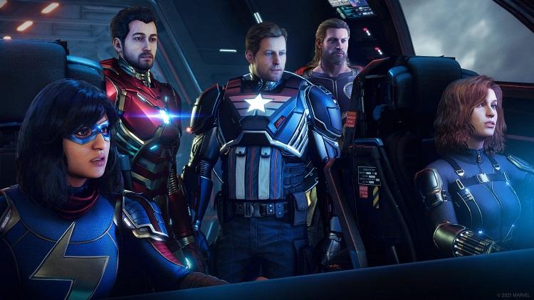 Супергеройский экшен Marvels Avengers пополнит библиотеку Xbox Game Pass на этой неделе