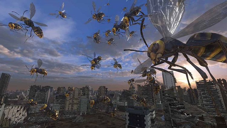 Шутер Earth Defense Force 6 выйдет в 2022 году на PS4 и PS5, но пока только в Японии