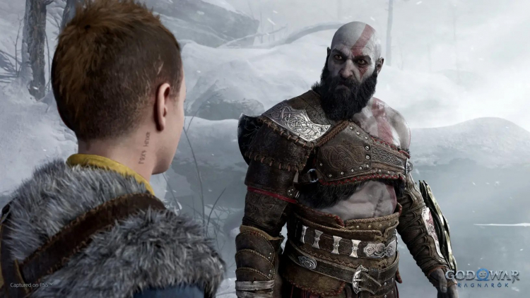 God of War Ragnarök перенесли на 2022 год из-за проблем со здоровьем актёра, который озвучил Кратоса