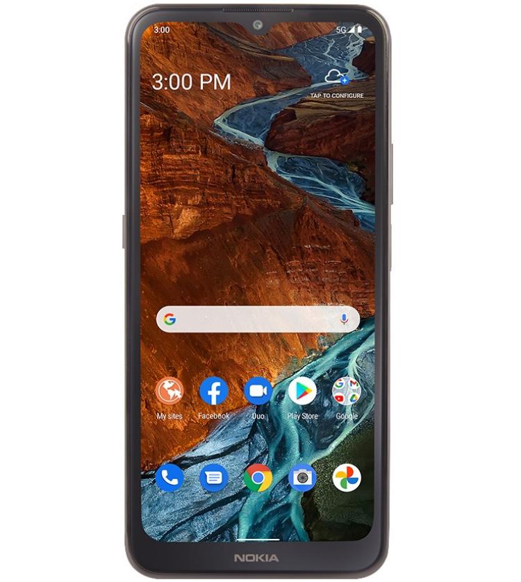 Доступный смартфон Nokia G300 5G полностью рассекречен до анонса