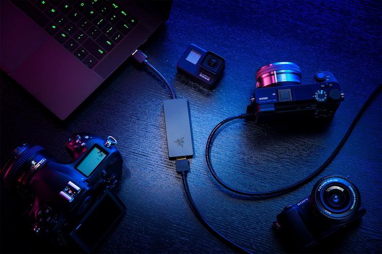 Razer представила веб-камеру Kiyo X и карту захвата Ripsaw X для относительно бюджетного стриминга