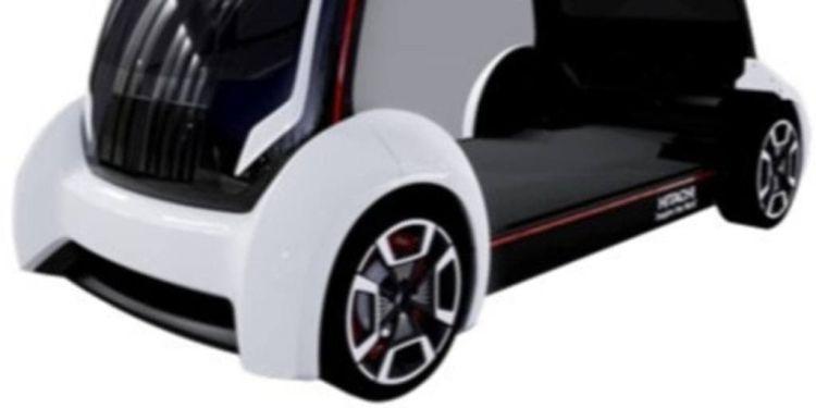 """Hitachi готова предложить лёгкие мотор-колёса для электромобилей"""""""
