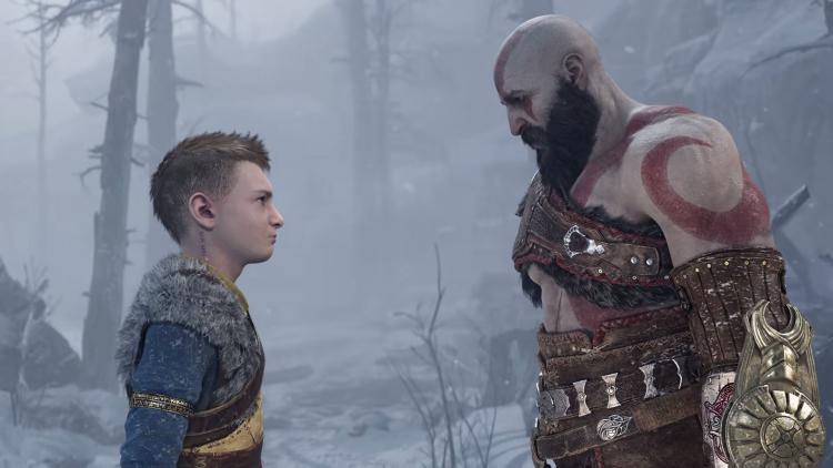 God of War Ragnarok получила русскоязычную версию недавнего трейлера и локализованный подзаголовок