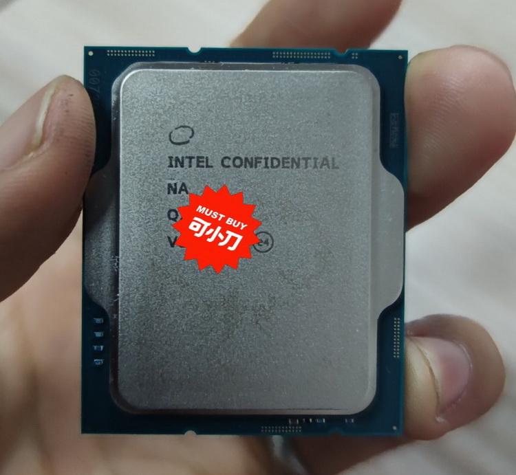 Инженерные образцы Intel Core i9-12900K появились в продаже на «китайском авито»