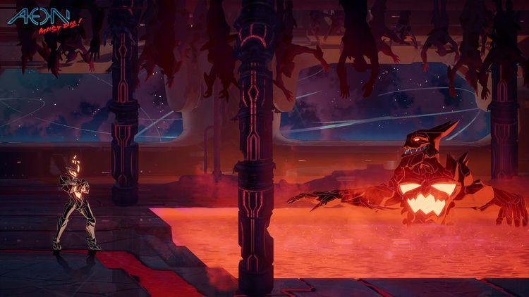Видео: геймплейный трейлер стильного 2D-экшена Aeon Must Die! раскрыл дату выхода на ПК и консолях