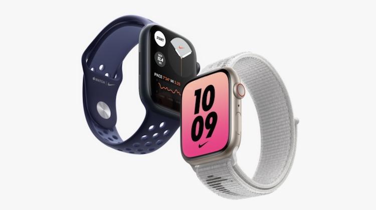 Приём предзаказов на Apple Watch Series 7 предположительно начнётся на следующей неделе