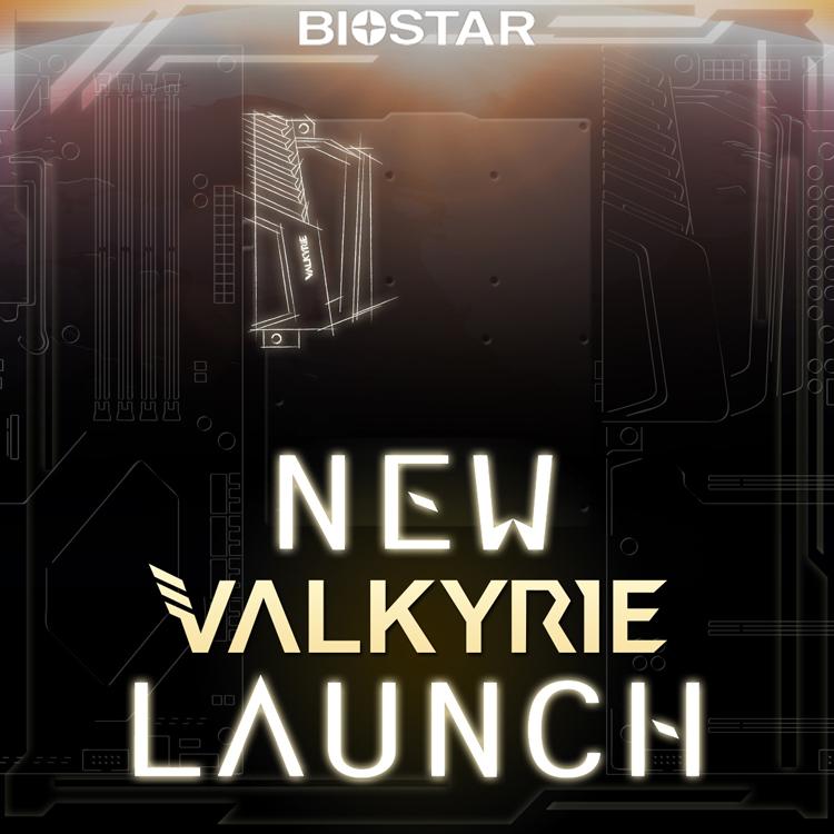 """Biostar выпустит платы Valkyrie и Racing для процессоров Intel Alder Lake"""""""