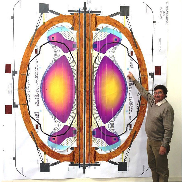 Великобритания объявила себя будущим мировым лидером в области управляемого термоядерного синтеза