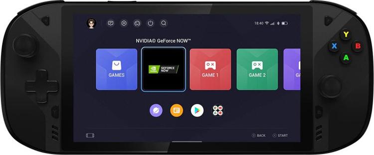 Lenovo размышляет над портативной игровой консолью Legion Play на платформе Android