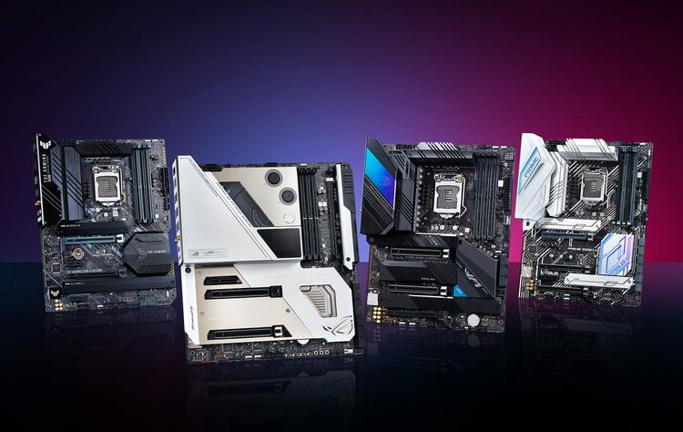 Канадский магазин назвал цены на материнские платы ASUS с чипсетом Intel Z690 — от $222 и дешевле предшественников