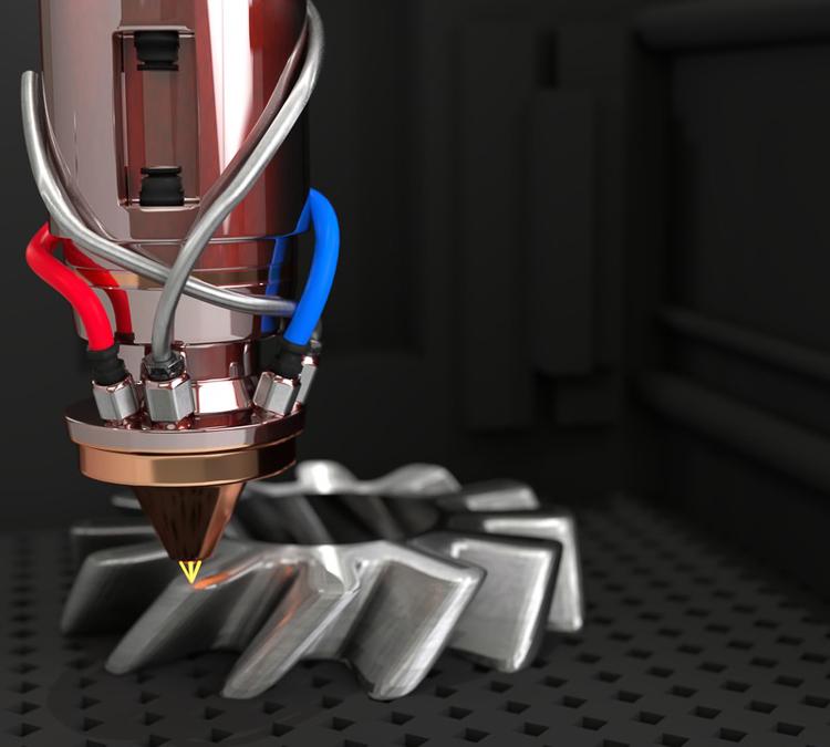 В России будет освоена серийная 3D-печать компонентов для авиационной индустрии