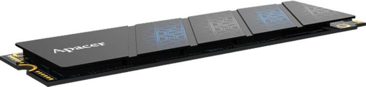 Apacer выпустила твердотельные накопители AS2280P4U Pro ёмкостью до 2 Тбайт