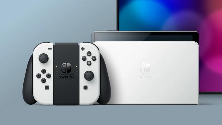 Док-станция Nintendo Switch OLED поддерживает вывод в 4K при 60 FPS, но не сама консоль