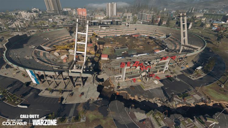 В конце сезона из Call of Duty: Warzone уберут оригинальную карту «Верданск»