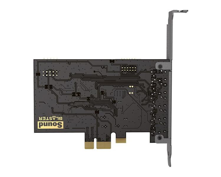 Creative выпустила звуковую карту Sound Blaster Audigy Fx V2 формата 5.1