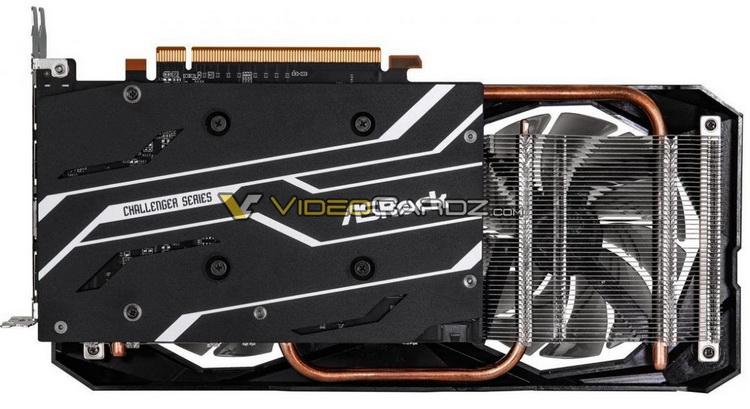 ASRock Radeon RX 6600 Challenger D
