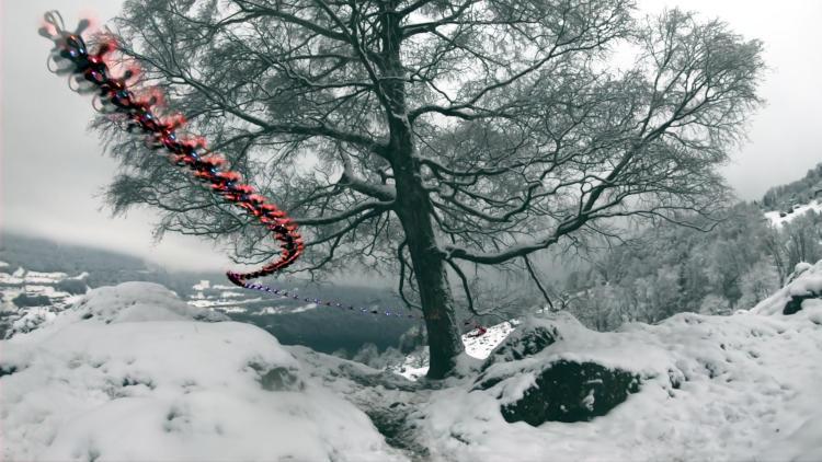 """Швейцарцы с помощью ИИ научили дроны автономно летать по незнакомой местности со множеством препятствий"""""""